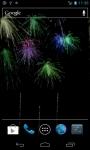 Fireworks Live Wallpaper HD screenshot 5/6