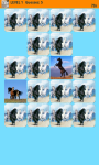 Horses Memory Game screenshot 1/6