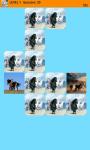 Horses Memory Game screenshot 3/6