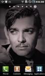 Clark Gable Live Wallpaper screenshot 2/3
