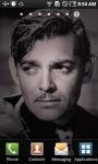 Clark Gable Live Wallpaper screenshot 3/3