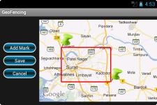 GeoFencing screenshot 3/5