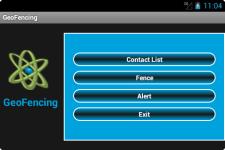 GeoFencing screenshot 5/5