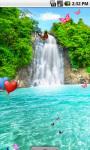 Great Waterfall Scenery Live Wallpaper screenshot 4/4