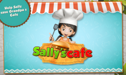 Sally Cafe Shop screenshot 1/6