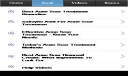Acne Scar Treatments screenshot 2/3