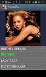 Great Celebrity Quiz screenshot 3/6