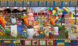 Free Hidden Objects Games - The Carnival Park screenshot 3/4