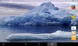Icebergs Live Wallpaper screenshot 1/6