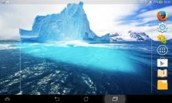 Icebergs Live Wallpaper screenshot 2/6