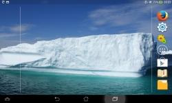 Icebergs Live Wallpaper screenshot 5/6