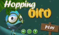 Hopping Bird Game screenshot 1/6