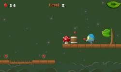 Hopping Bird Game screenshot 6/6