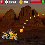 Girls Stunt Rider screenshot 3/3