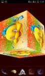 Colorful Fish Live Wallpaper 3D  screenshot 2/3