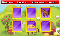 Farm Animal Memory screenshot 2/4