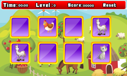 Farm Animal Memory screenshot 3/4