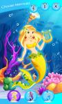 Princess Mermaid Dress Up Games screenshot 2/6