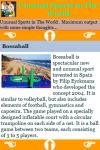 Unusual Sports in The World screenshot 3/3