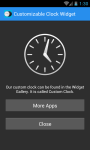 Customizable Clock Widgets screenshot 1/3
