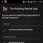 The Rocking Ramlal App  screenshot 2/6