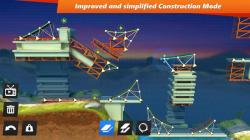 Bridge Constructor Stunts original screenshot 1/6