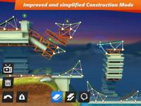 Bridge Constructor Stunts original screenshot 2/6