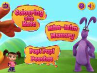 Kate and Mim Mim Funny Bunny Fun active screenshot 4/6