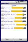 AudioConfig screenshot 2/2