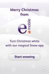 eMobile snow app screenshot 1/1
