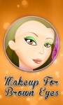Makeup For Brown Eyes Free screenshot 1/1