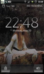 Lady of The Lake Live Wallpaper screenshot 5/6