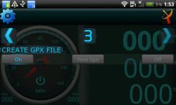Best Gps Speedometer free screenshot 4/4