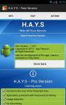 HAYS-Files and Folders Protection screenshot 2/2