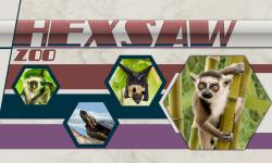 Hex Saw Zoo screenshot 1/6