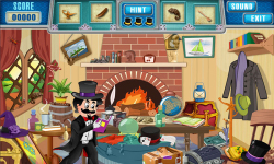 Free Hidden Objects Games - The Magical Coat screenshot 3/4