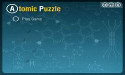 Atomic Puzzle screenshot 1/6