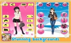 School Dressup - Kids Games screenshot 5/5