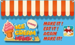 Ice Cream Maker - Kids Games screenshot 1/5