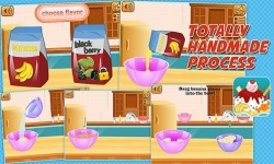 Ice Cream Maker - Kids Games screenshot 2/5