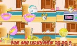Ice Cream Maker - Kids Games screenshot 3/5