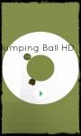 Jumping Ball HD screenshot 1/4