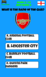 England Football Logo Quiz screenshot 4/5