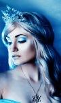Beauty Queen Live Wallpaper screenshot 1/3