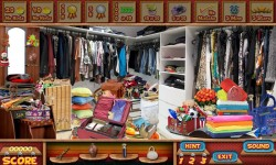 Free Hidden Object Games - Open Closet screenshot 3/4