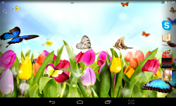 Spring Wallpaper Live screenshot 3/4