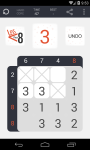 Less Than 8: Numbers Puzzle screenshot 1/3