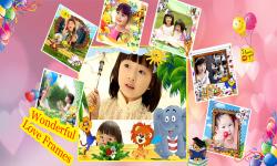 Kid Photo Frames 2015 screenshot 1/3