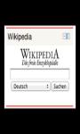 wikipidia mobile App screenshot 1/1