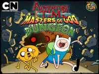 Adventure Time Game Wizard active screenshot 1/6